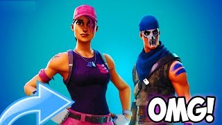 COMMENT À UNLOCK FOUNDERS PACK SKINS à Fortnite! (Legendary Warpaint - Rose Team Leader Outfits)