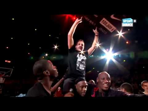 Thumbnail: Shoot à 100 000 euros All Star Game 2013 (Thomas Bérau) Basket Bercy