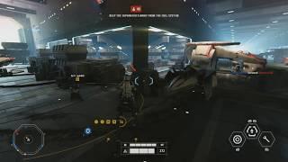 Defending KASHYYYK - Star Wars Battlefront 2 Galactic Assault Gameplay