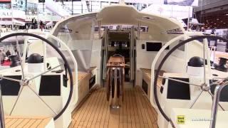 2017 Garcia Exploration 45 Sailing Yacht   Deck and Interior Walkaround   2016 Salon Nautique Paris