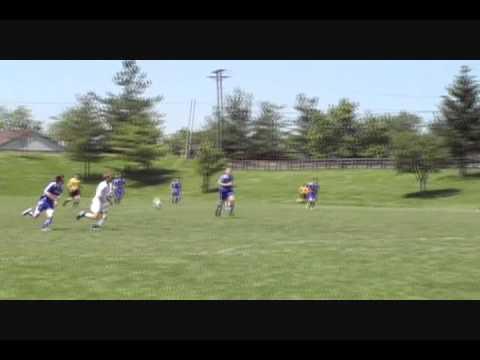 Cameron Miller Soccer Highlight Film - YouTube