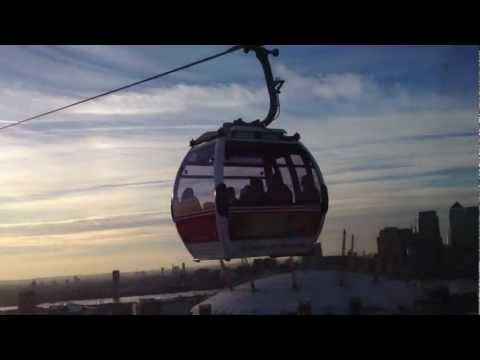 London cable car North to South