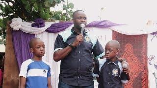 Femis Twins Heart Touching Quran Recitation  As Emotional Femi Prays for his Dad Adebayo salami