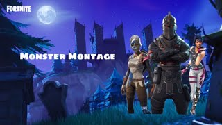Monster Montage