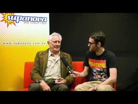 Supanova 2014 (Perth)  - George Lazenby Interview 6PR