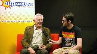 Supanova 2014 (Perth)  - George Lazenby Interview 6PR