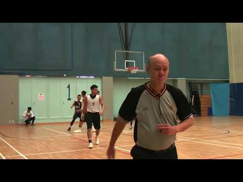 20171111 SwingMan King's Cup 補健 vs Asia Sports Education Academy Part 1