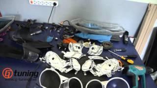 видео Тюнинг Mitsubishi Lancer 10
