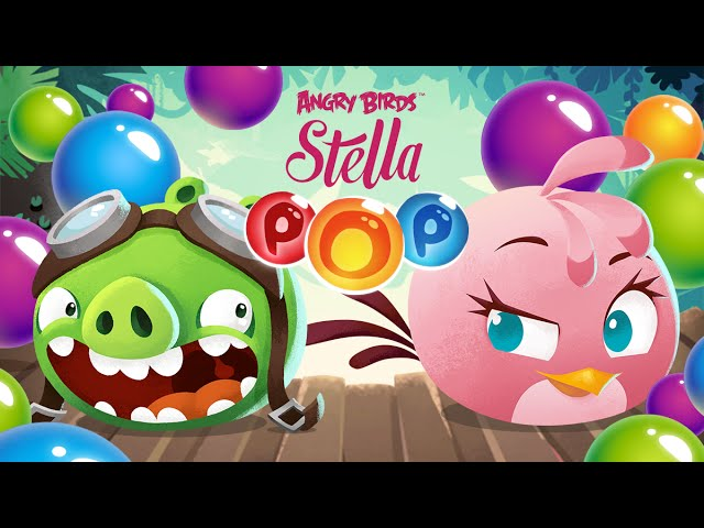Angry Birds Stella POP! Official Gameplay Trailer u2013 out now on Google Play