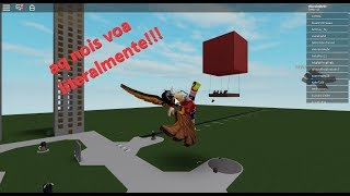 Playing the Neymar game on the ROBLOX!