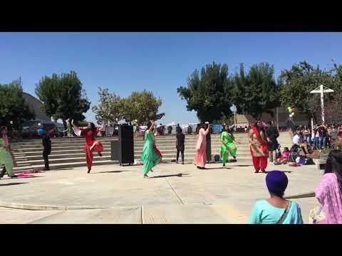 Bhangra Performance at CVHS