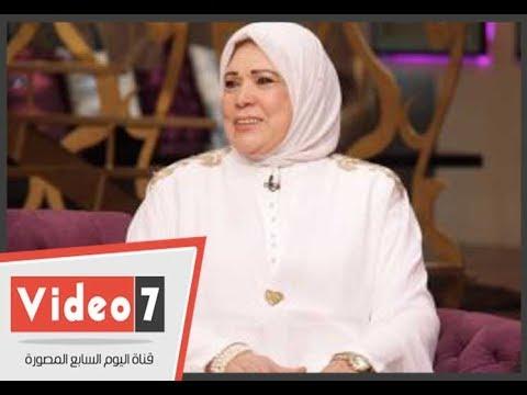 وصول الفنانة ياسمين الخيام لقرية الروضة على رأس وفد من جمعية الحصرى  - 15:22-2017 / 12 / 8