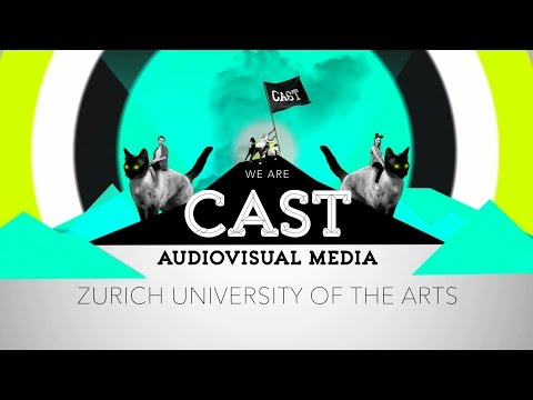 Study Cast / Audio-Visual Media in Zurich (Official Trailer)