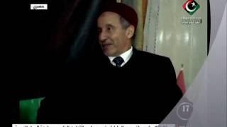 مصطفى عبدالجليل ينسب الفضل لأهله