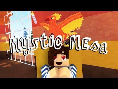 My Baby Phoenix!   Mystic Mesa Modded Minecraft
