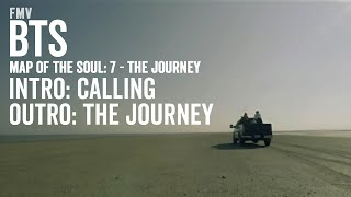 Download Mp3 Bts  방탄소년단  - Intro: Calling And Outro: The Journey Fmv