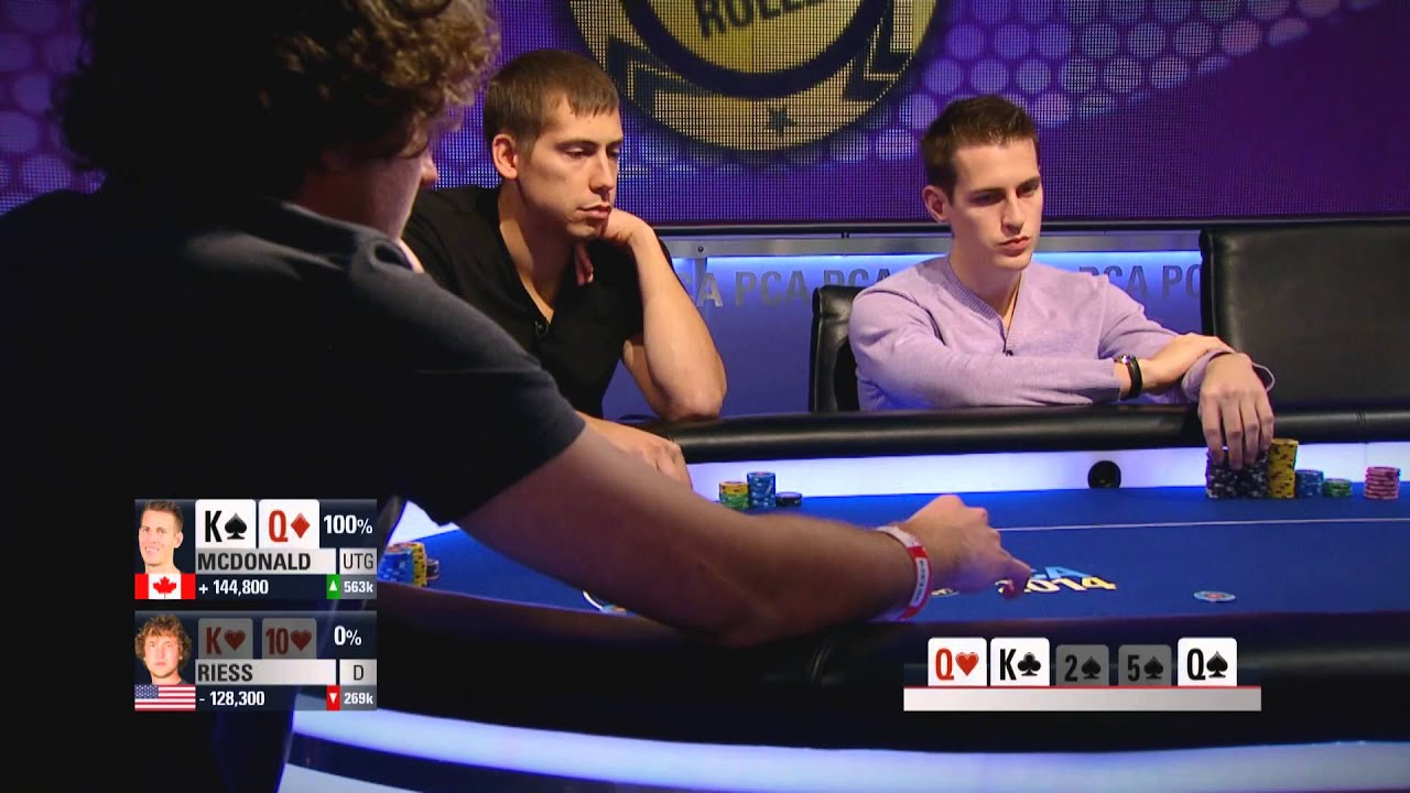 Ept poker 2014 youtube mack lee poker