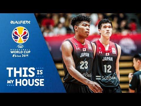 Japan v Iran - Full Game - FIBA Basketball World Cup 2019 - Asian Qualifiers