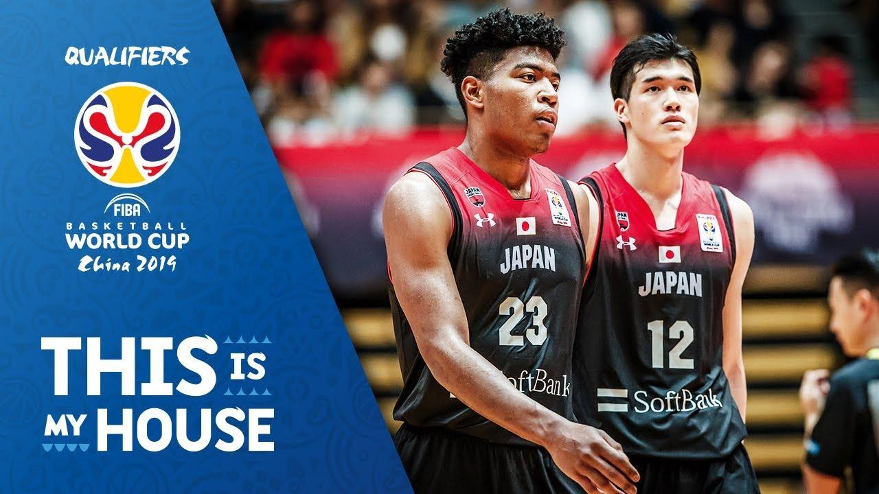 Japan V Iran Full Game Fiba Basketball World Cup 2019
