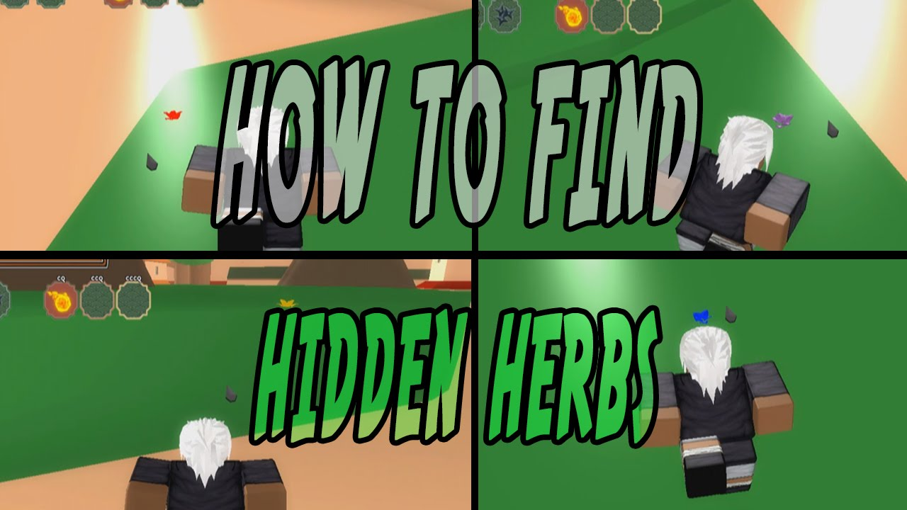 Ninja Heroes Online Adventure | How To Find Herbs Location ...