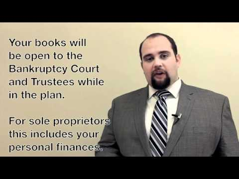 Chapter 11 Bankruptcy Basics