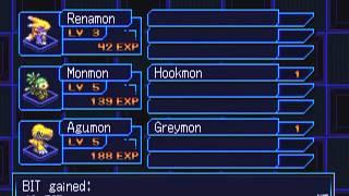 Digimon World 2003 Eboot