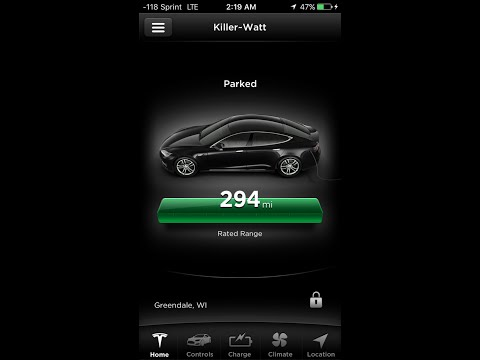 Tesla Model S 90D: New Vehicle Rated Range! ODO 0 Miles