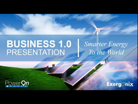 PowerOn Xpress XeCoin CryptoCurrency Backed By Renewable Energy
