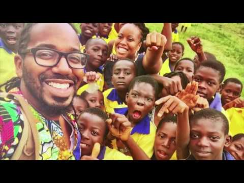 Repatriation to Ghana: Young Sye in Ghana 2016