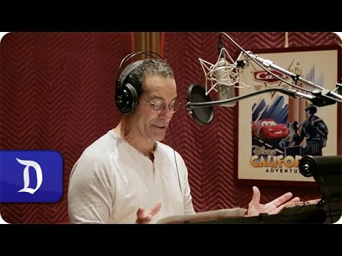 Tony Shalhoub Voices New  for Luigi's Rollickin' Roadsters  Disney California Adventure Park