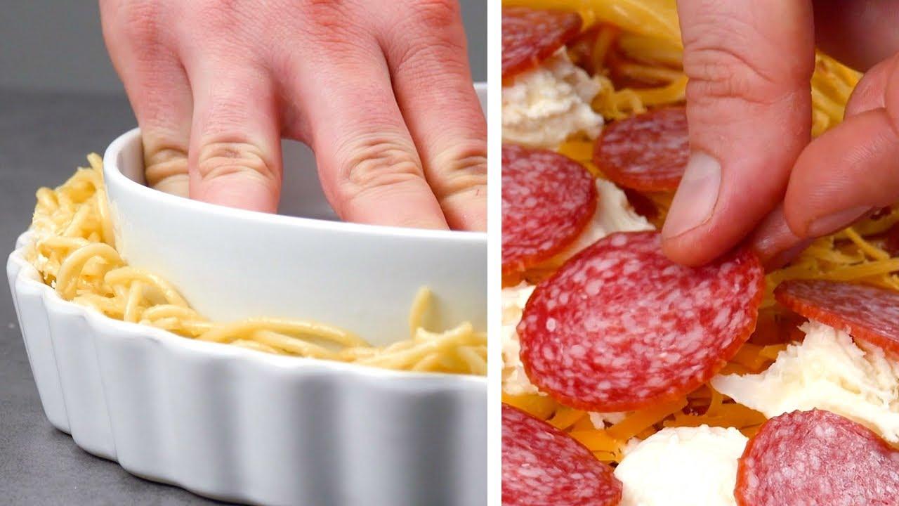 Пицца или паста? С этим рецептом больше не придется выбирать