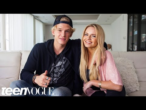 How Well Do Cody Simpson and His Sister Alli Know Each Other?—Teen Vogue's Besties