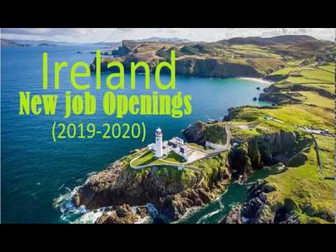 Latest Job Openings In Ireland//How To Apply For Job In Ireland//New Job In Ireland//Apply Now