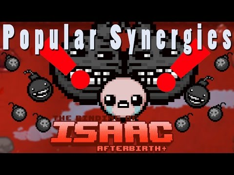The Binding of Isaac Afterbirth Plus | Metal Gear uids | Popular Synergies!