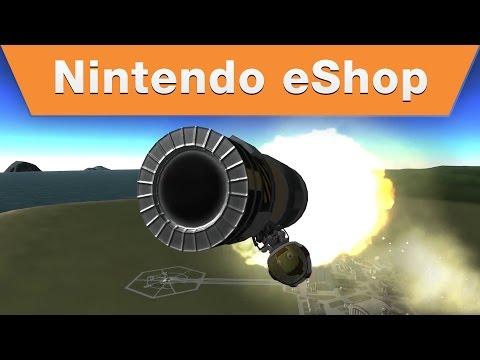 Nintendo eShop - Kerbal Space Program Nindies@Night PAX Trailer
