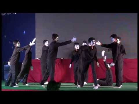 Mime Program on side effects of Cell Phone Topkids School Jeevan