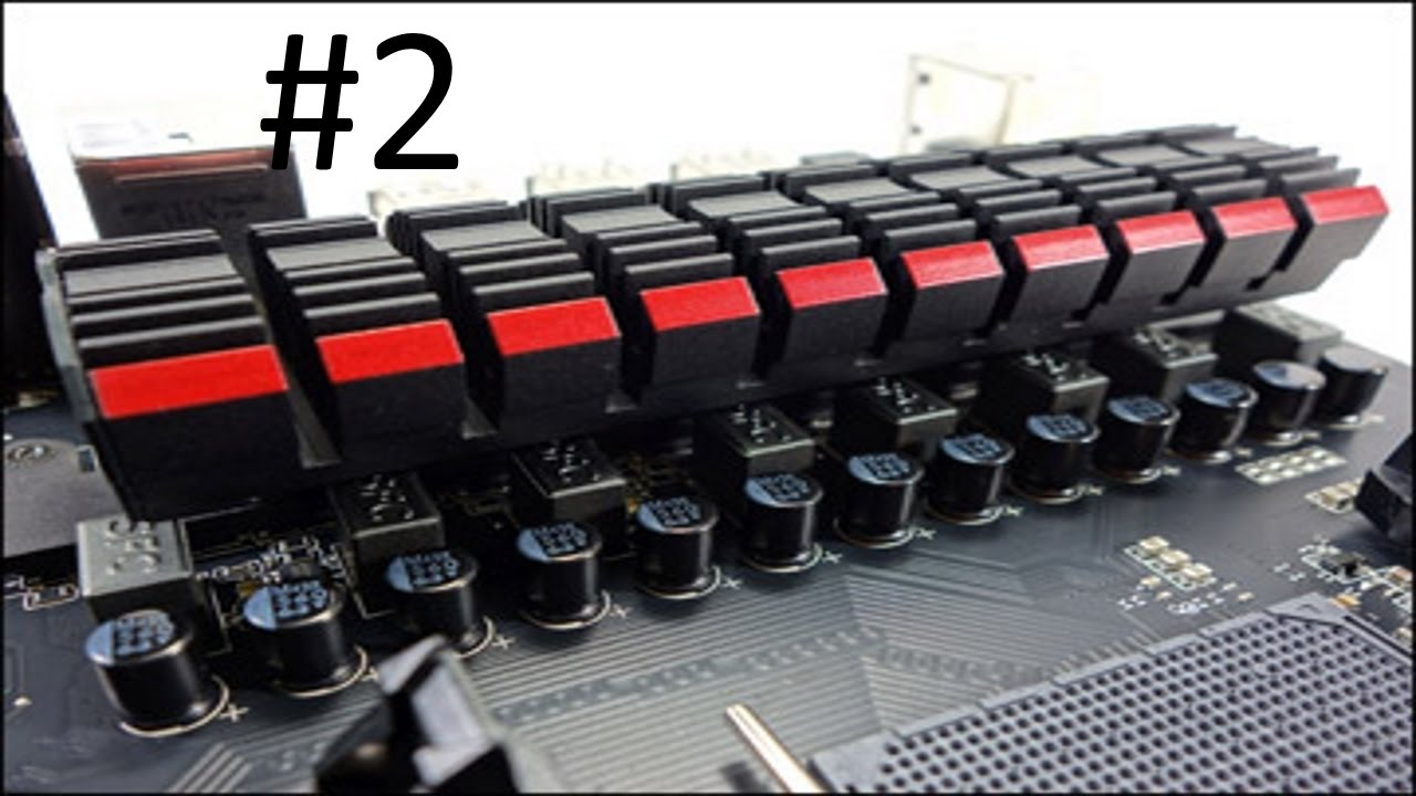 MSI 970 Gaming MOSFET or Northbridge Fix - Part 2