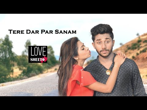 Mix - Tere Dar Par Sanam l Cute love story l latest Punjabi Hindi new song 2018 lKumar Sanu