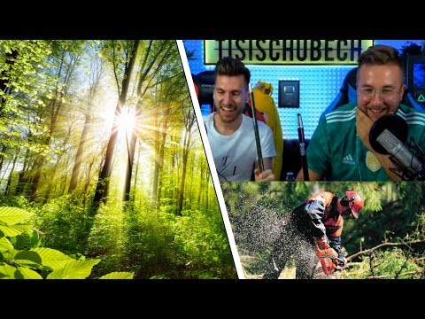 HOLZFÄLLER STORY peinlichster MOMENT für Timo! Tisi Schubech STORYTIME / REALLIFE STORY