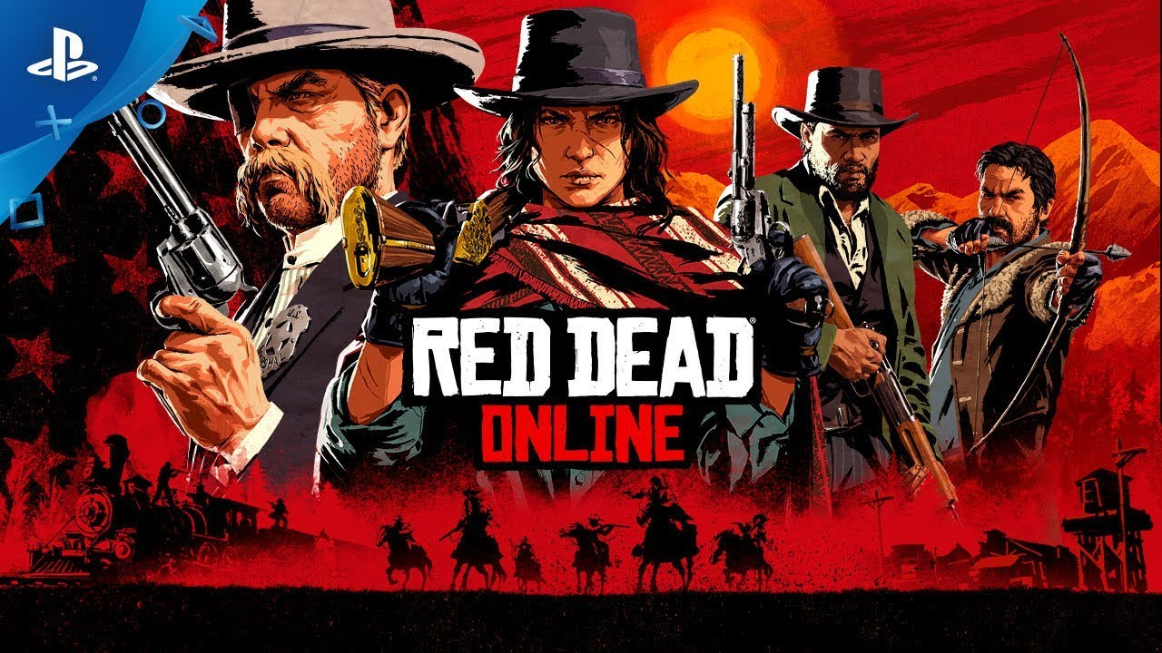 Red Dead Online - Title Update
