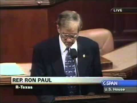 "Ron Paul: ""The US today may enjoy dictating policy around the world, but danger lurks ahead"""