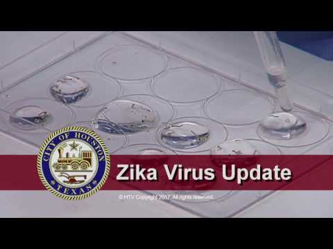 Zika Virus Health Update - Spring/Summer 2017