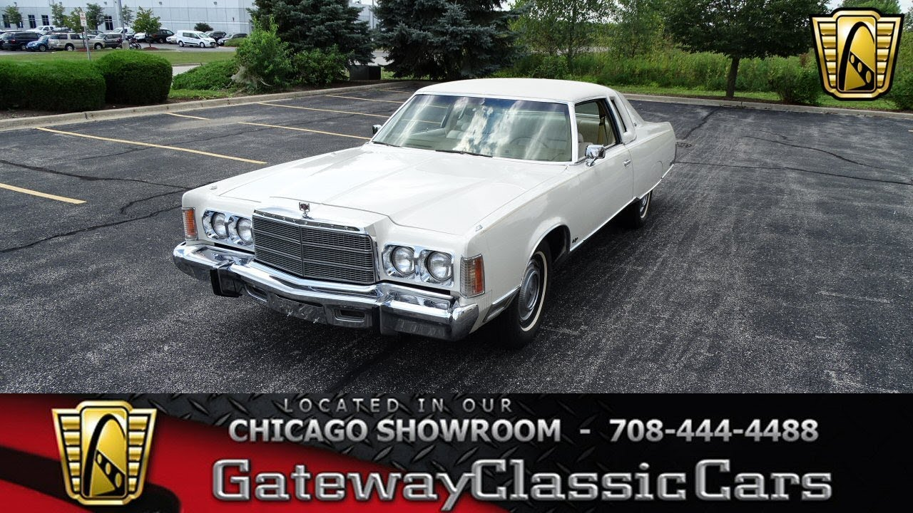 1975 chrysler new yorker stock 1420 chi youtube. Black Bedroom Furniture Sets. Home Design Ideas