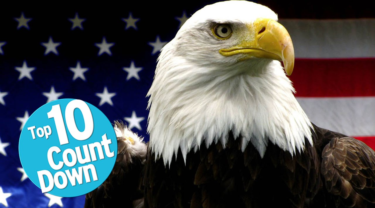 Top 10 Greatest Symbols Of America Youtube