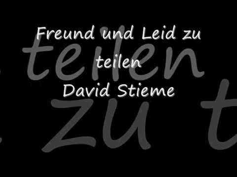 Zur Errinerung an unseren Freund Alexander Stiehler /2