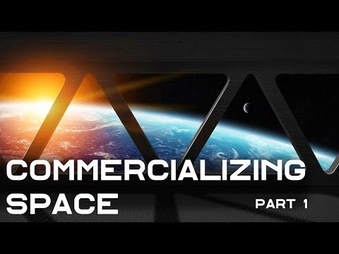 NASA's Plan To Commercialize Space