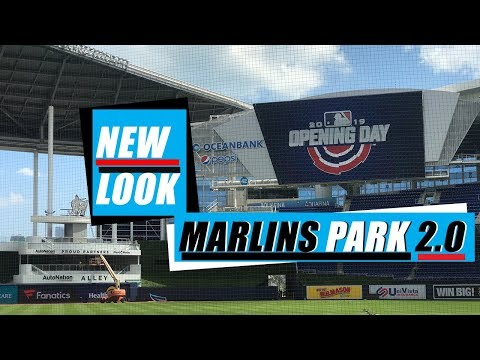 Nathalie Rodriguez - Marlins Fans Psyched For Opening Day Tomorrow