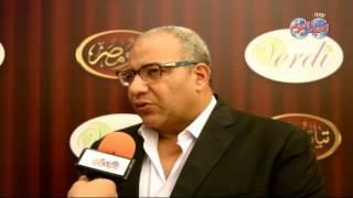 أخبار اليوم   بيومي فواد : شباب تياترو مصر موهوبين وينقصهم الخبرة