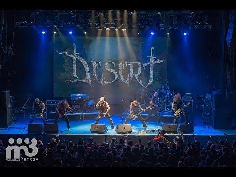 ⌘ להקת Desert חוזרת לחיפה להופעה מלאה ב 5 למרץ ב Wunderbar ⌘