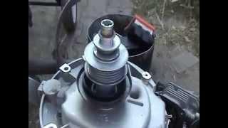 Мотокультиватор Viking HB585